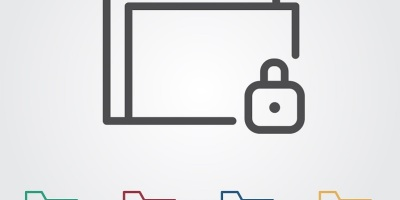 Locked-data-folders